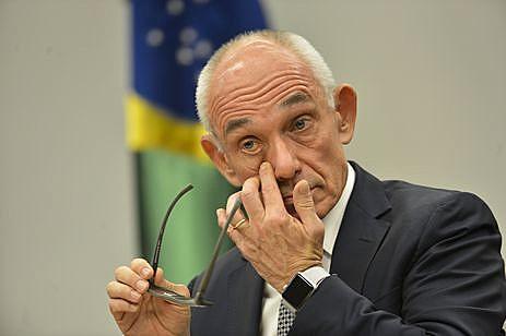 O ex-presidente da Vale, Fábio Schvartsman
