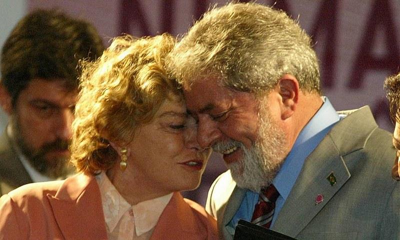 Marisa Letícia, mulher do ex-presidente Luiz Inácio Lula da Silva, vai passar por mais uma tomografia na manhã desta sexta-feira (27)