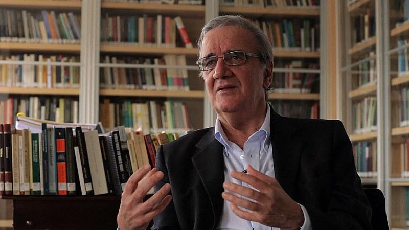 Luiz Gonzaga Belluzzo, economista e professor da Unicamp