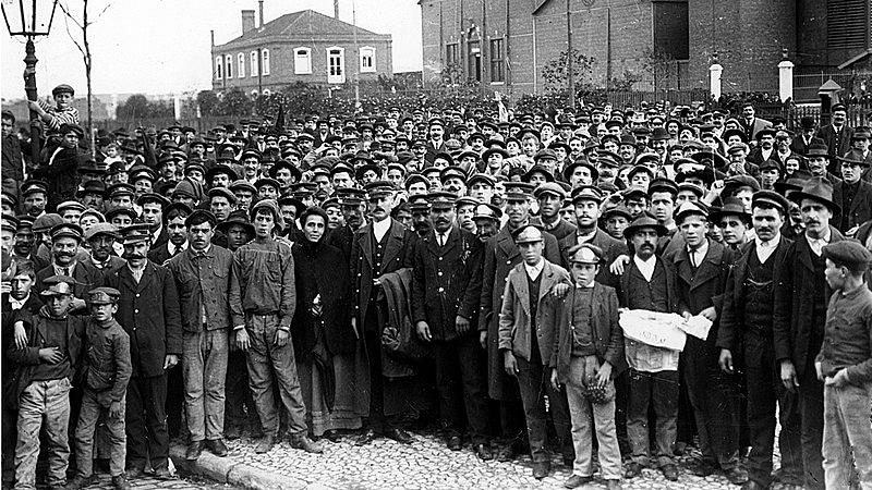 greve 1917 sao paulo