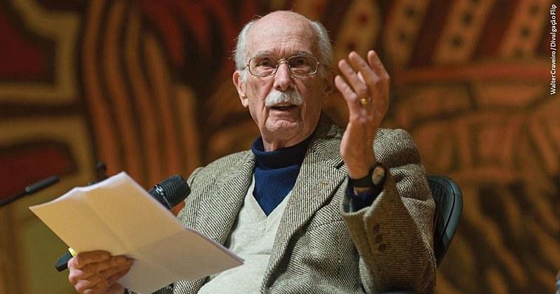 Antonio Candido foi professor da Universidade de São Paulo durante 50 anos (1942-1992)