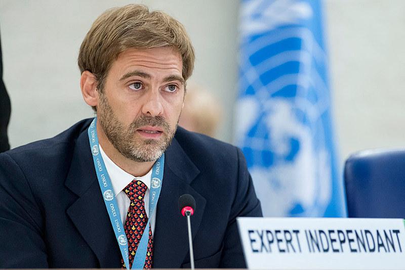 Juan Pablo Bohoslavsky critica a reforma trabalhista proposta pelo governo golpista de Michel Temer.