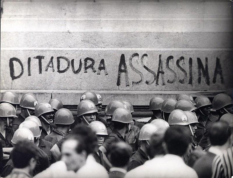 No dia 31 de março de 1964, o Brasil viveu um dos seus períodos mais sombrios: o início da ditadura militar.