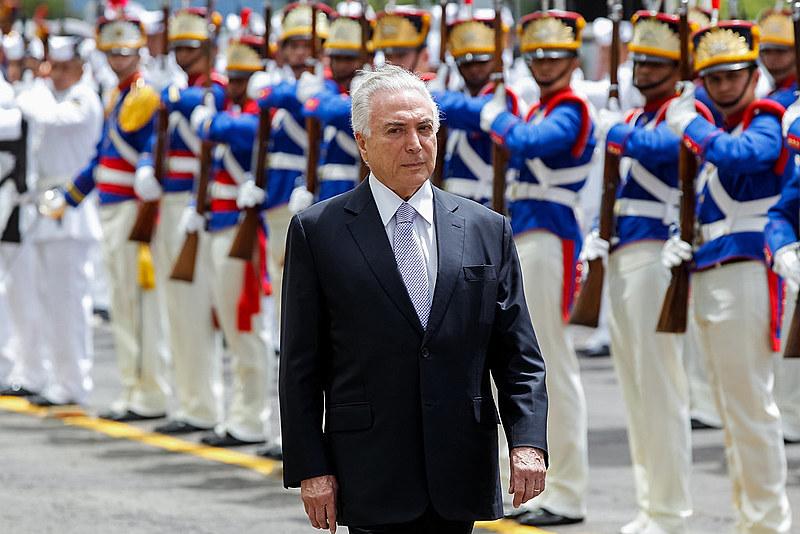 Temer usará a intervenção militar no Rio de Janeiro para tentar viabilizar seu nome para as eleições deste ano