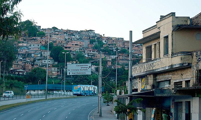 Parte da população ainda não é parte da cidade