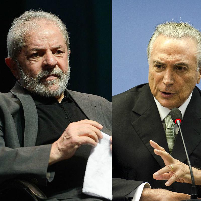 O ex-presidente Lula cumpre pena em Curitiba desde 7 de abril de 2018