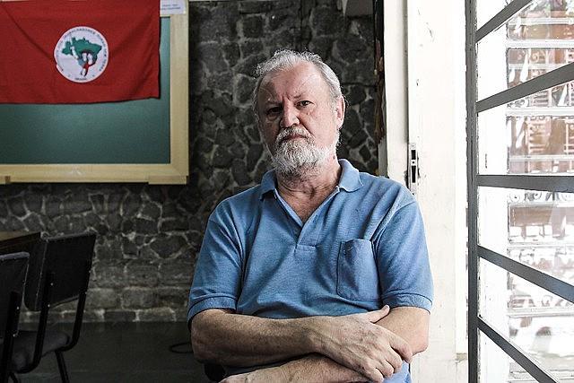 João Pedro Stedile integra a direção nacional do Movimento dos Trabalhadores Rurais Sem Terra