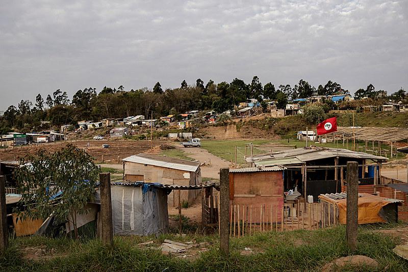 Moradores do acampamento reivindicavam fornecimento de água quando houve o atropelamento