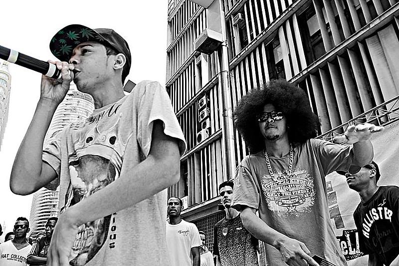 Iniciativa surgiu dos próprios moradores, em parceria com a organização Família Rumo Certo Hip Hop e coletivo Lá da Favelinha