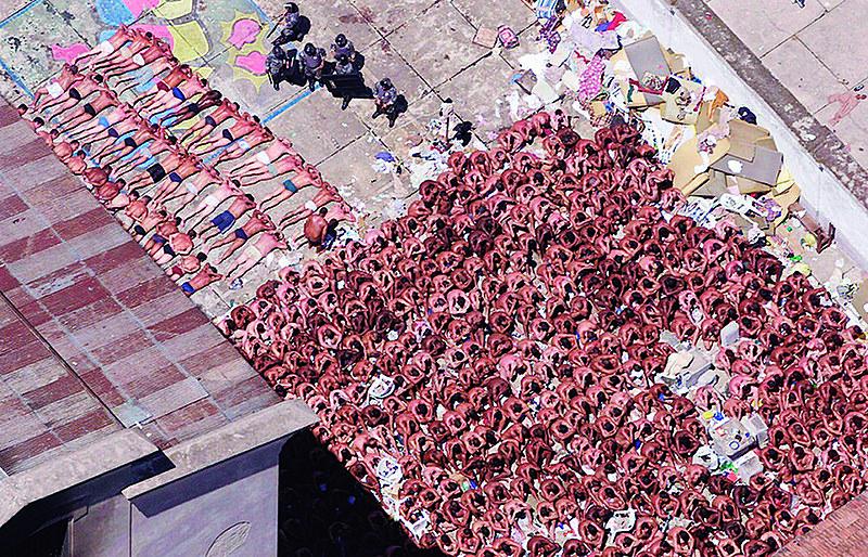 Massacre aconteceu em 2 de outubro de 1992, após uma rebelião no pavilhão 9 da penitenciária