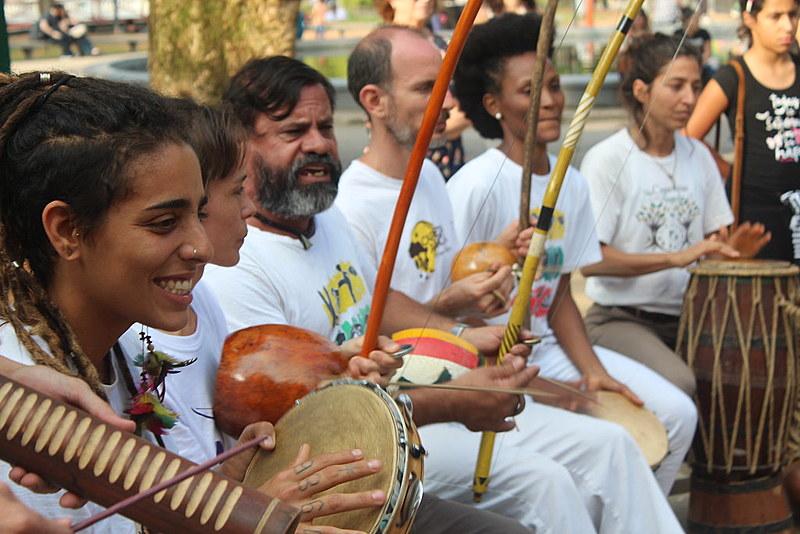 A primeira etapa aconteceu no último final de semana em Petrópolis e hoje chega ao Rio. O evento vai até domingo (30)