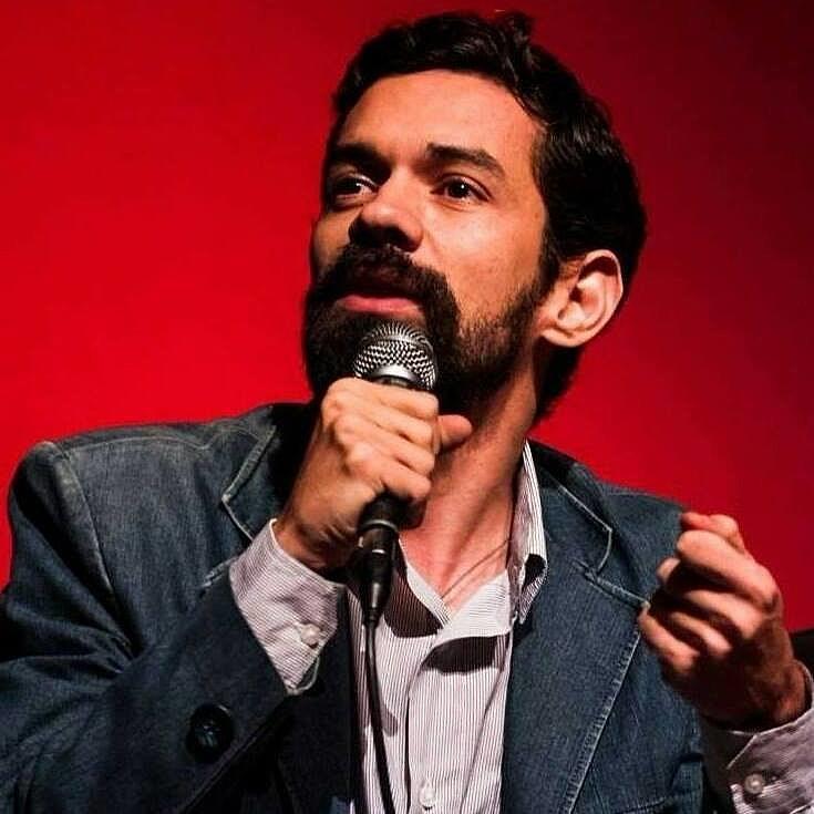 Leonardo Giordano é pré-candidato pelo PCdoB ao governo do estado do Rio de Janeiro