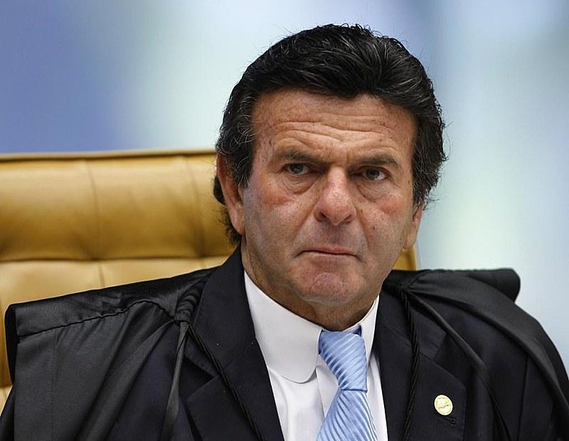 Luiz Fux, ministro do STF que concedeu liminar a favor da continuidade de pagamento de auxílio-moradia a juízes
