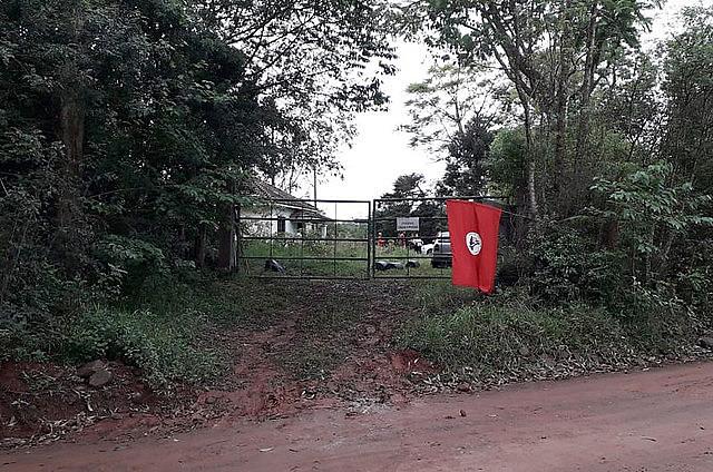 Área de cerca de 460 hectares está desativada e foi ocupada por tempo indeterminado