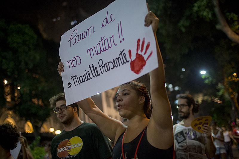 Segundo levantamento da ONU, de cada dez mulheres vítimas de feminicídio na América Latina, quatro são brasileiras