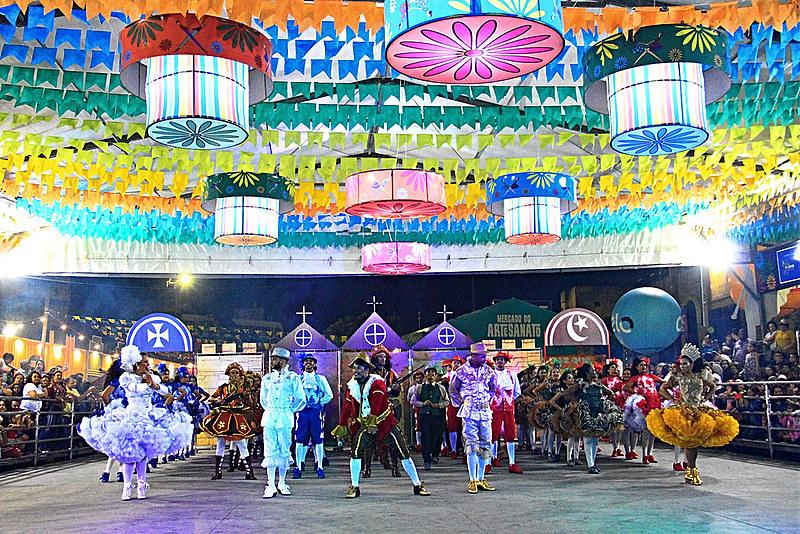 Caruaru (PE) é conhecida como a cidade com uma das maiores comemorações de São João do país
