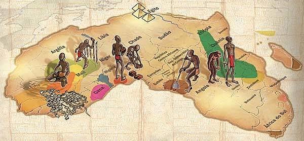 O professor de História, Natanael do Santos diz que os brasileiros deixam de conhecer a si próprio quando não estudam a história da África