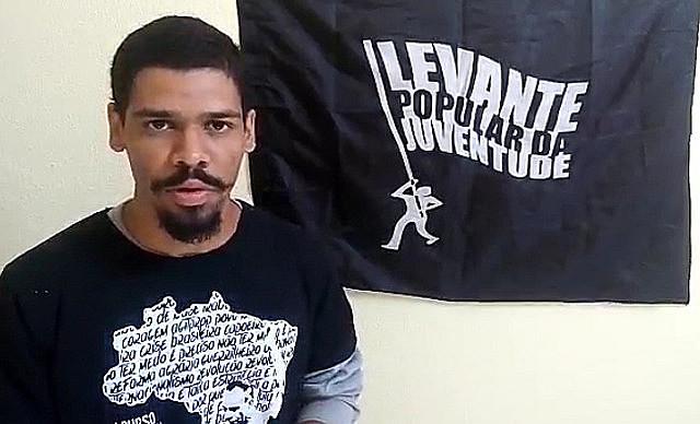 Jovem acredita que greve de fome é ferramenta para transmitir apoio à luta dos trabalhadores