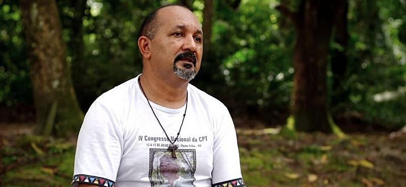 Padre Amaro apoia a luta pela preservação das florestas e do uso sustentável da terra