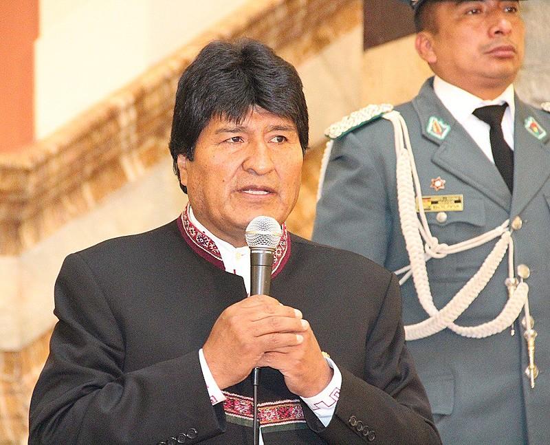 Evo Morales disse que decisão da Justiça garante 'continuidade democrática' na Bolívia