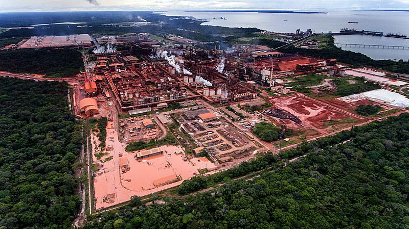 Metais como arsênio, chumbo e cádmio foram encontrados no meio ambiente em Barcarena,  efluentes da Hydro e na mina em Paragominas