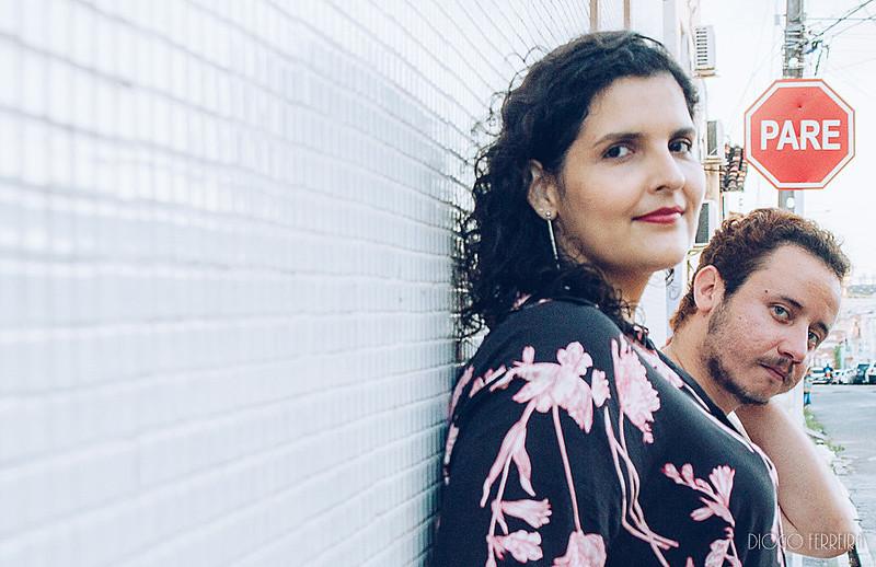 Marina Rabelo e Thiago Medeiros