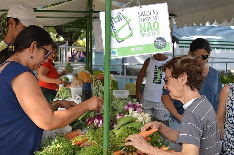 No Recife, o bairro de Santo Amaro também possui feira.