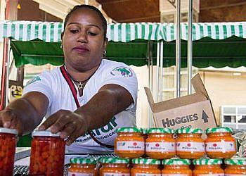 Na Feira, natalenses poderão comprar produtos oriundos da agricultura familiar
