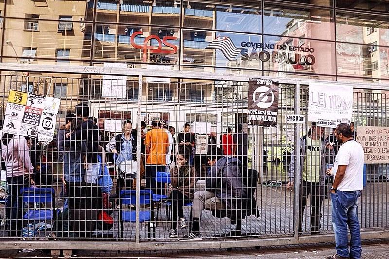 As denúncias de pagamento de propinas a gestores do governo paulista para fechamento de contratos com creches e escolas públicas de 19 cidades estão sendo investigadas pela Operação Alba Branca.