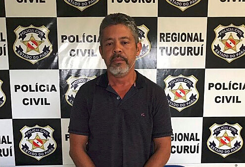 Fernando Ferreira Rosa Filho, preso nesta terça (26)