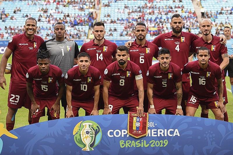 Retrospecto para o jogo contra o Brasil vai contra as pretensões da Venezuela. São 24 jogos e 22 vitórias brasileiras