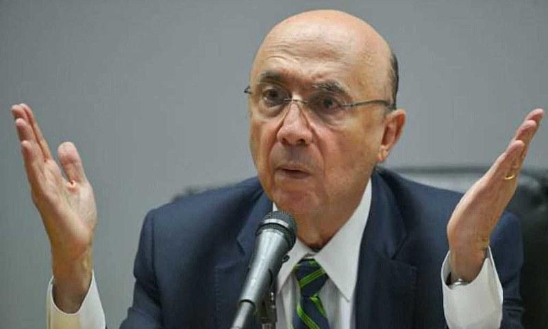 Henrique Meirelles, ministro da Fazenda do governo Temer