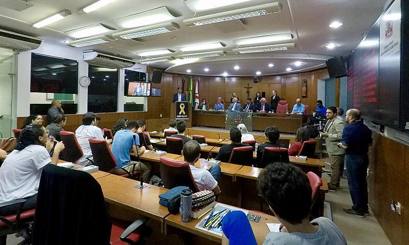 TCE/PB e sociedade civil organizada debatem participação cidadã em audiência pública sobre o Plano Diretor de João Pessoa.