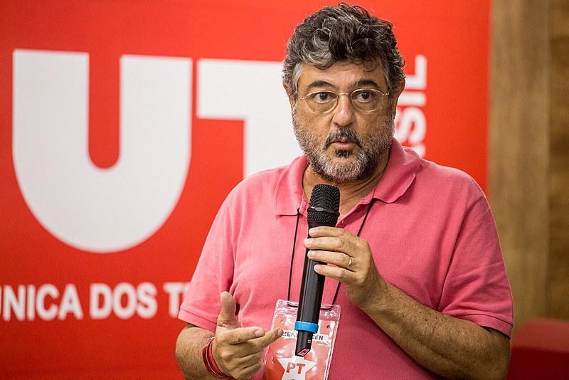 Carlos Árabe, secretário de comunicação nacional do PT, é um dos organizadores do encontro
