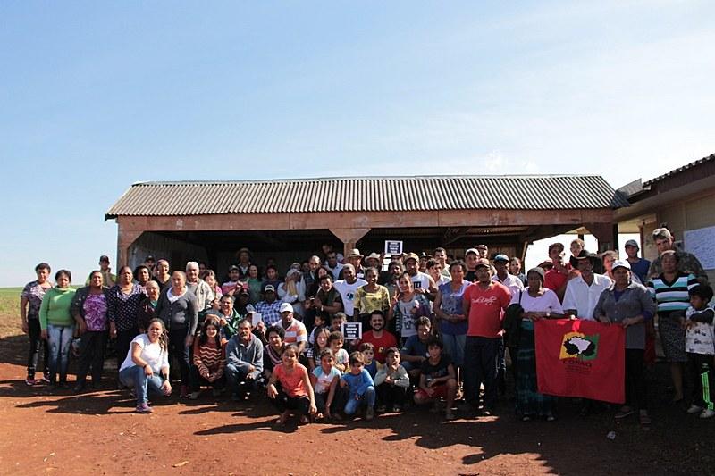 A primeira vez que o Incra obteve uma área no Paraná para a titulação de um quilombo foi em 2019 com o Invernada Paiol de Telha.