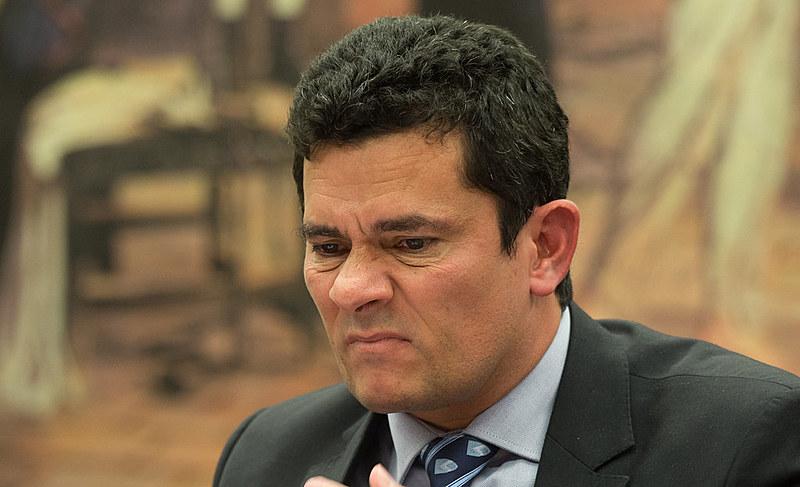 """O juiz Sérgio Moro, que """"importou"""" para o Brasil práticas legais norte-americanas na operação Lava Jato"""