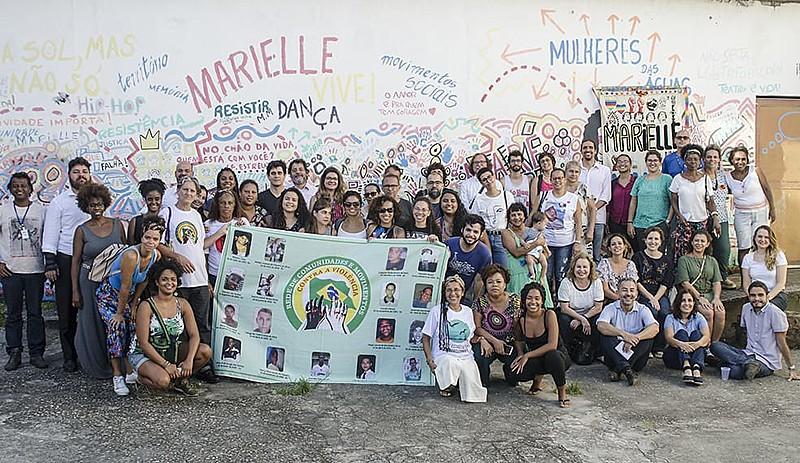 Representates do MPF foram conhecer o local de moradia e as violações de direitos humanos pelas quais passam as populações de favelas