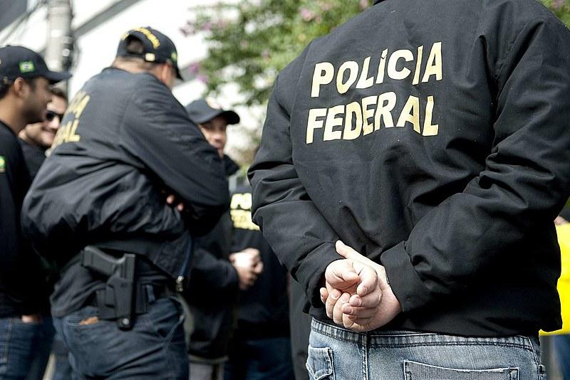 García foi preso pela Polícia Federal nesta quinta-feira (6)