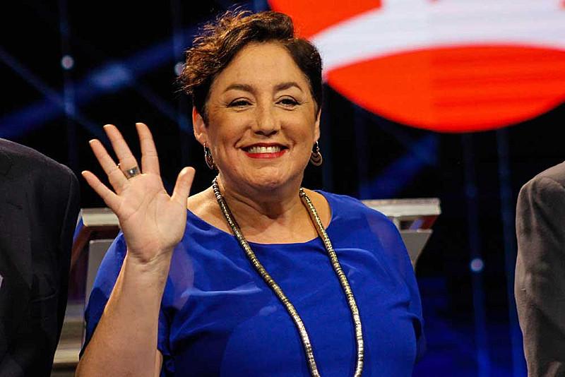 Beatriz Sánchez ficou em terceiro lugar nas eleições presidenciais do Chile