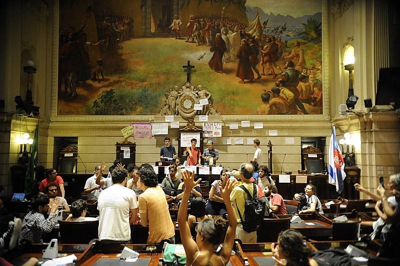CPI das Olimpíadas foi aberta após decisão judicial