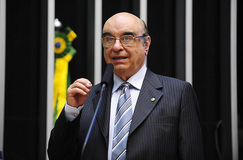 Bonifácio de Andrada (PSDB-MG) examinará a segunda denúncia contra Michel Temer relativa à obstrução de justiça e formação de quadrilha