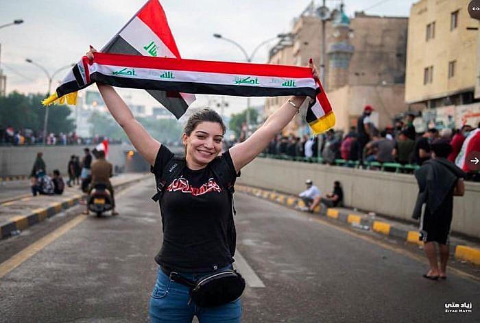 Bagdá, Outubro de 2019