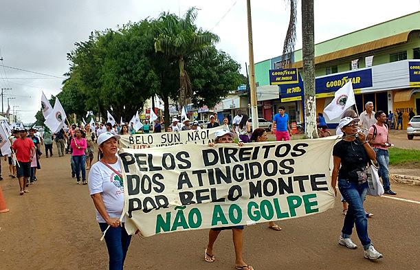 """14 de março, """"Dia Internacional de Luta Contra Barragens, pelos Rios, pela Água e pela Vida"""""""