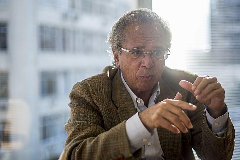 """Guedes alega que o Mercosul foi """"feito totalmente ideológico"""" e  que só há negociação """"com gente que tiver inclinações bolivarianas"""""""
