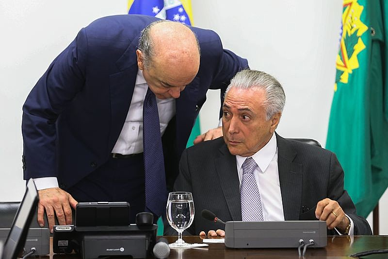 Lourenção traça um panorama dos acordos no campo da Defesa, firmados nos últimos seis anos, durante o governo Dilma Rousseff