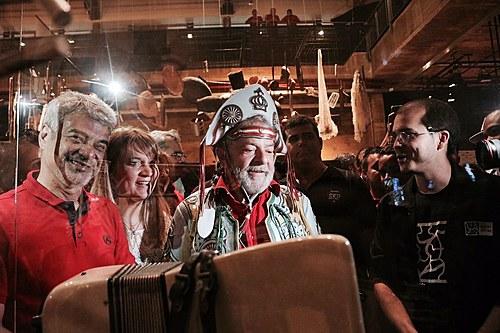 Lula volta a seu estado natal para ouvir as demandas do | Especial