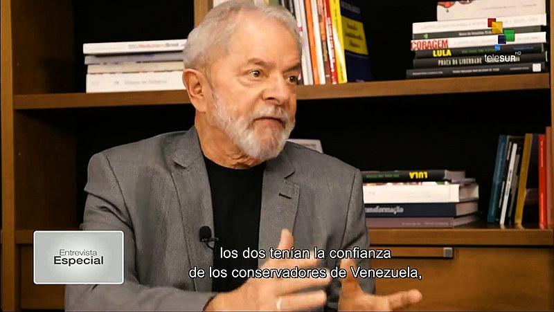 """Lula: """"Em 500 anos, não conheço uma única atitude dos EUA em benefício da autonomia e da liberdade de algum país na América Latina"""""""