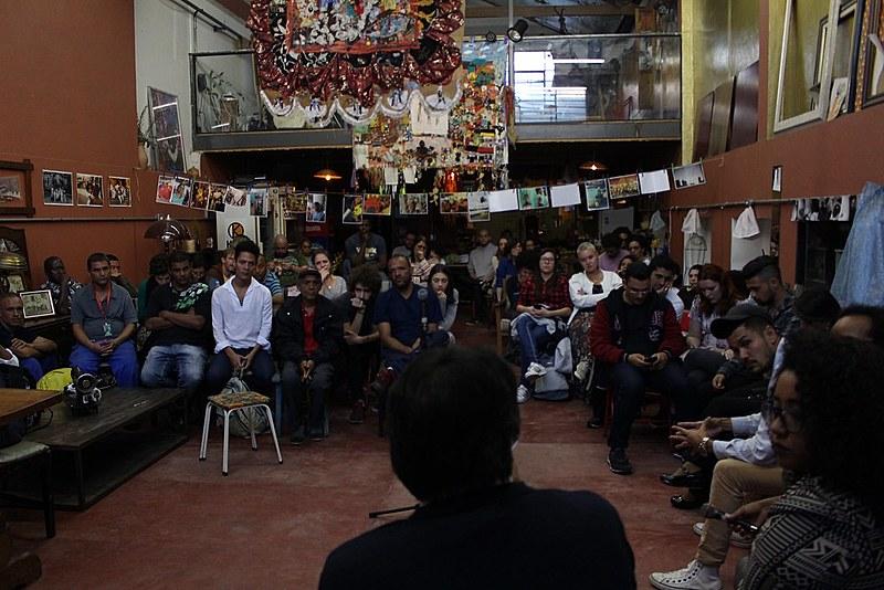 Debate ocorreu nesta terça-feira (27), no Aparelha Luzia, em São Paulo