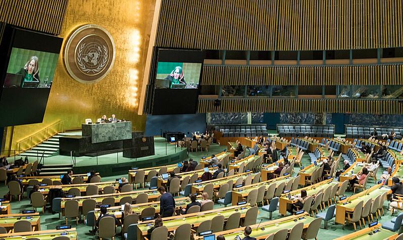 Votação pelo fim do bloqueio estadunidense a Cuba