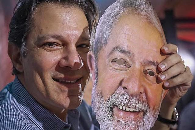 Se é fato que o herdeiro preferencial é Fernando Haddad nem por isso é razoável supor que seja herdeiro único.